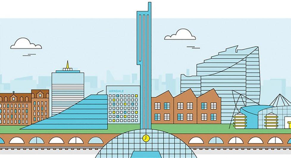 Manchester Illustration
